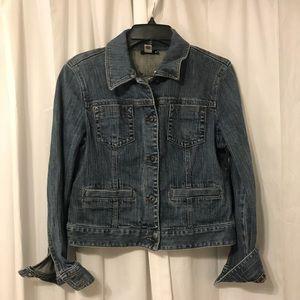 Loft Denim Jacket size 8